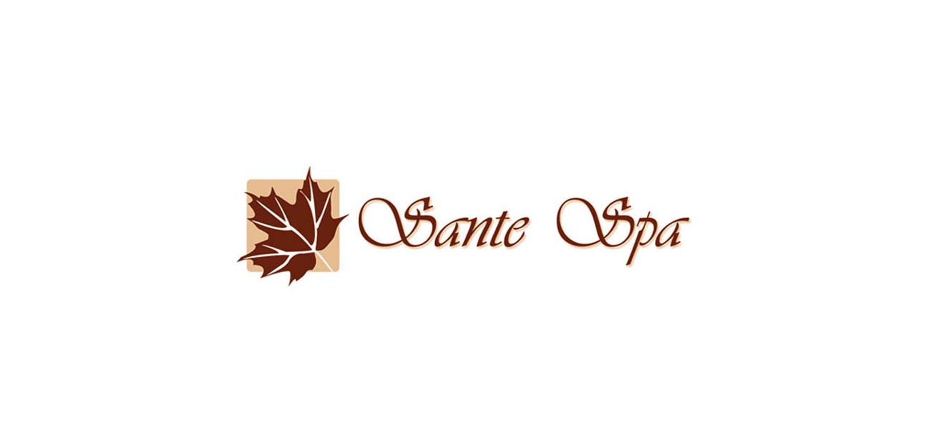 خدمات > طراحی گرافیک > طراحی لوگو و آرم | طراحی غرفه نمایشگاهیطراحی لوگو Sante Spa